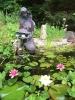 Entspannung an unserem Gartenteich