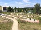 Der Kräutergarten im Nachbarort Nagel